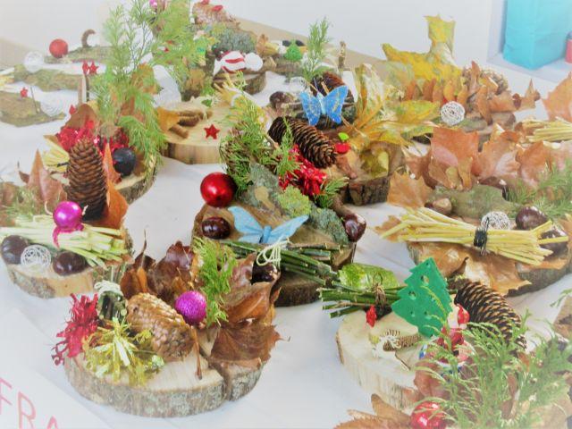 Le Marché de Noël avec la Chorale